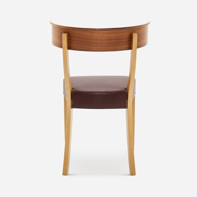 Chair 300 - Beech Walnut, Josef Frank | Svenskt Tenn