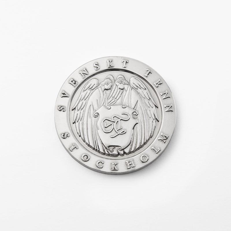 Presentmynt Silver - Försilvrad | Svenskt Tenn
