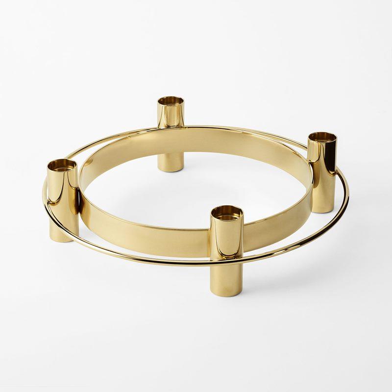 Candle Holder Evig - Brass | Svenskt Tenn