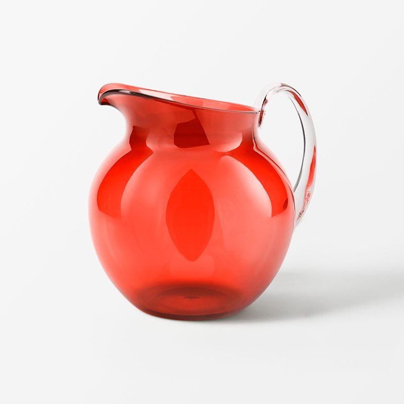 Carafe Plexi - 3 liters, Plexiglass, Red | Svenskt Tenn