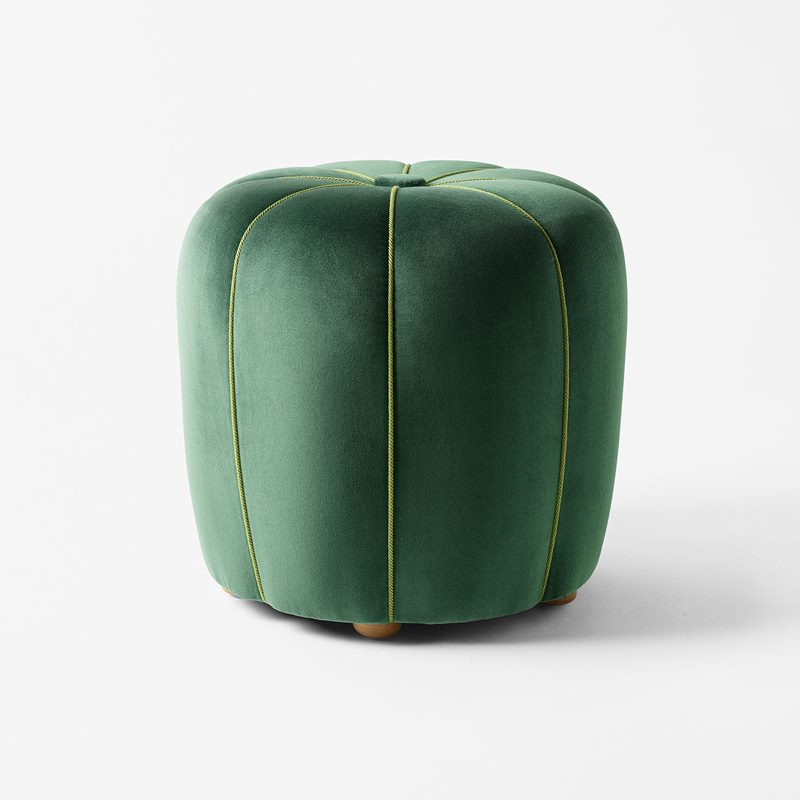 Stool 530 - Green | Svenskt Tenn