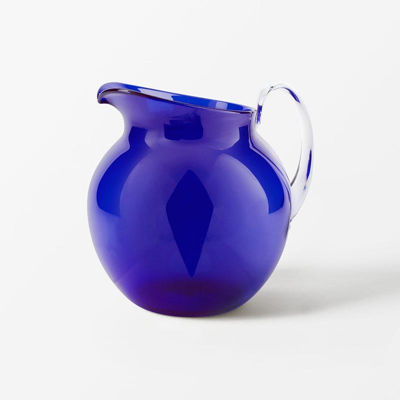 Carafe Plexi - 3 liters, Plexiglass, Blue   Svenskt Tenn