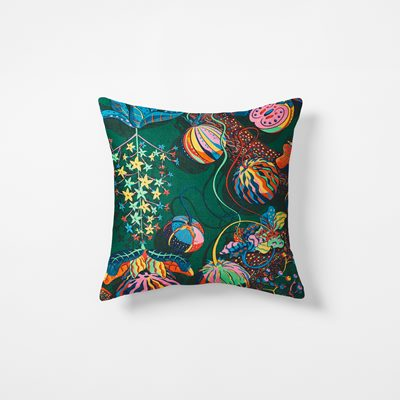 Cushion Hubris Tree - 40x40 cm, Linen 315, Hubris Tree, Sam Wilde | Svenskt Tenn