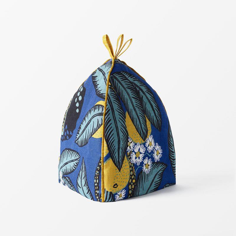 Tea Cosy Notturno - 26,5 cm, Linen, Notturno | Svenskt Tenn