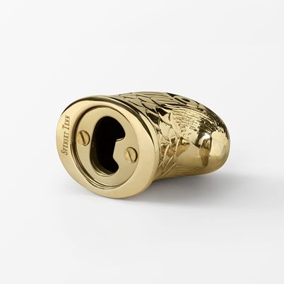Solid Bronze Acorn Cufflinks