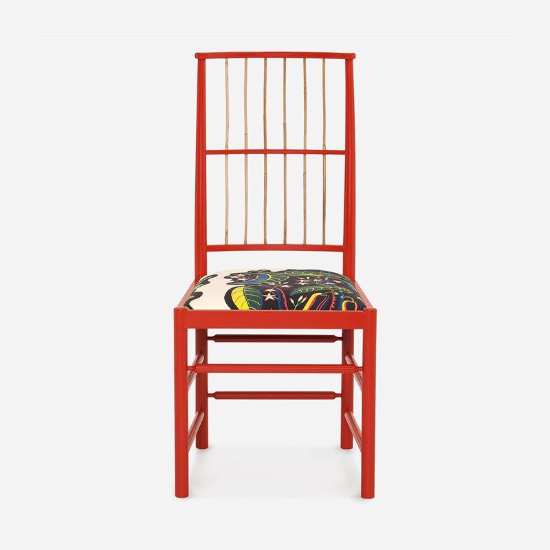 Chair 2025 - Padded, Red | Svenskt Tenn