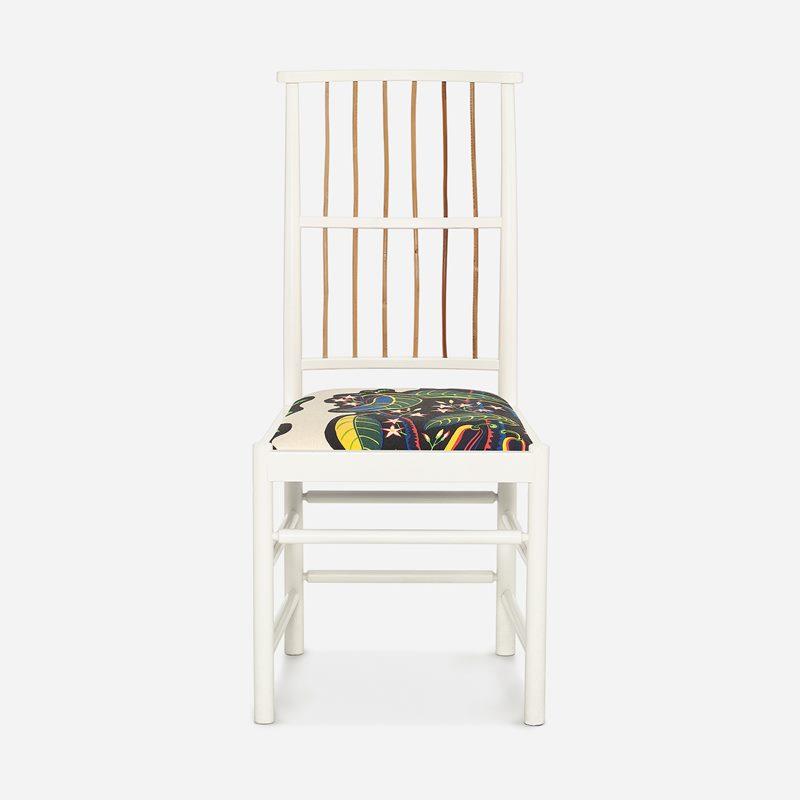 Chair 2025 - Padded, White | Svenskt Tenn