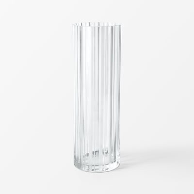 Vase Cut in Number - Glass, Ingegerd Råman | Svenskt Tenn