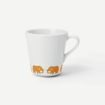 Cup Small Elefant