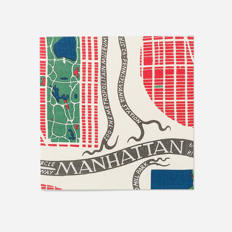 Card Svenskt Tenn - Small, Manhattan | Svenskt Tenn