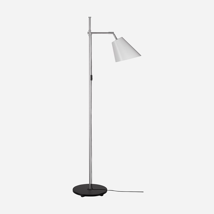 Floor lamp 1006 iron grey bjrn trgrdh svenskt tenn aloadofball Choice Image