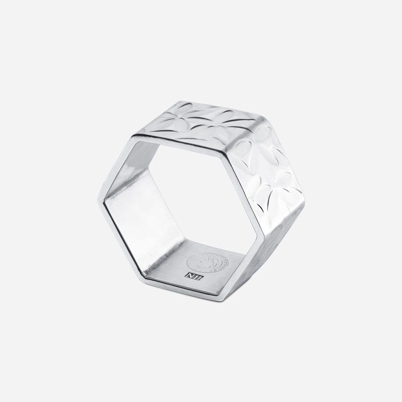Napkin Ring Myrten - Pewter | Svenskt Tenn