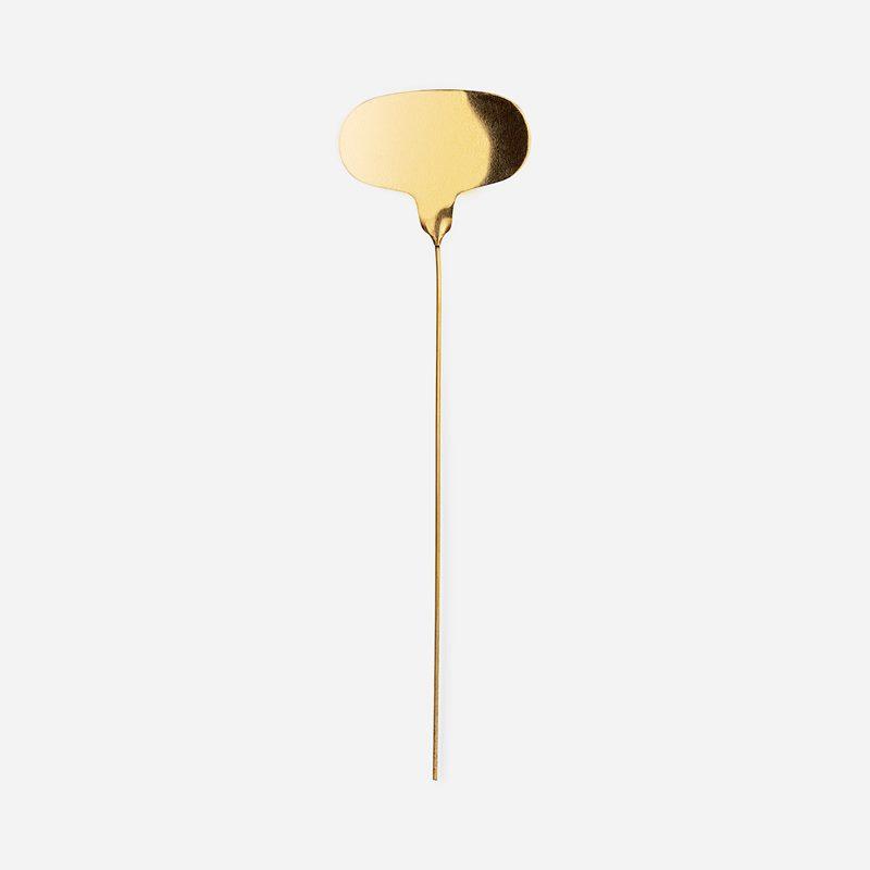 Reflector - Brass, Horizontal | Svenskt Tenn