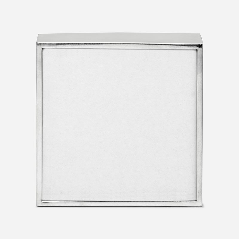 Frame Pewter - 14x14 cm, Pewter | Svenskt Tenn