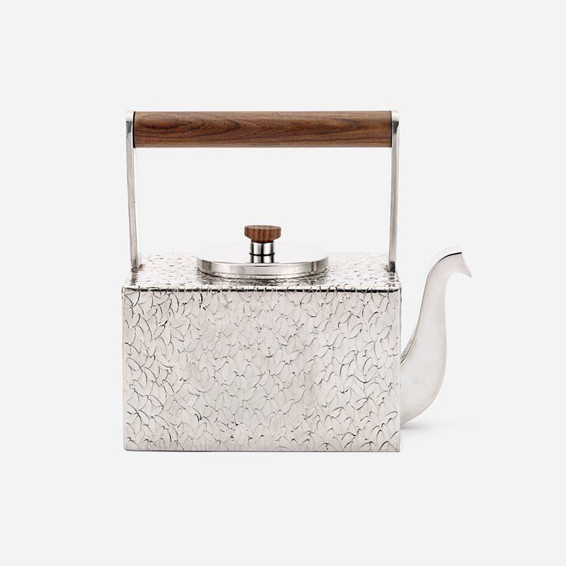 Teapot Myrten - 18,5x10x9 cm, Pewter | Svenskt Tenn
