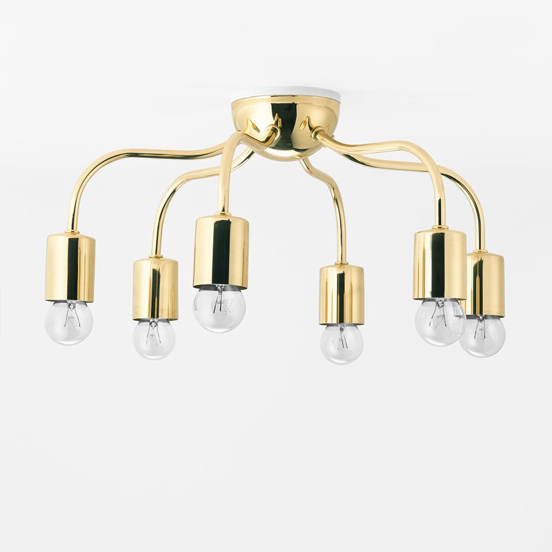 Ceiling Lamp 2356 - Brass | Svenskt Tenn