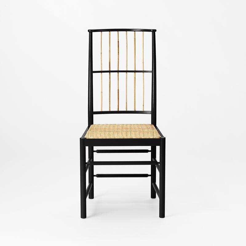 Chair 2025 - Rattan, Black | Svenskt Tenn