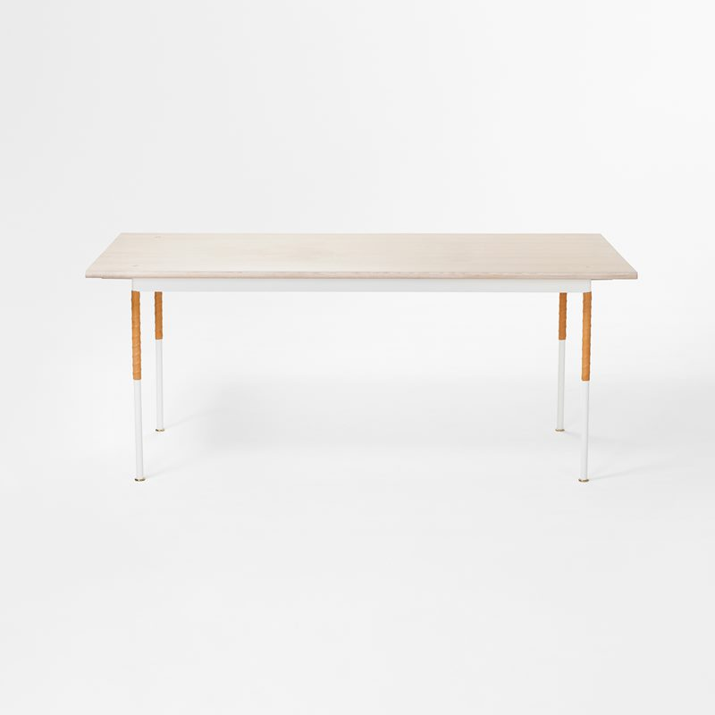 Dining Table À Table - Ash Iron | Svenskt Tenn