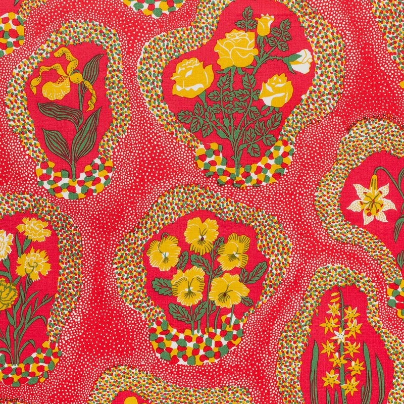 Fabric Sample Catleya - Linen 315, Catleya | Svenskt Tenn