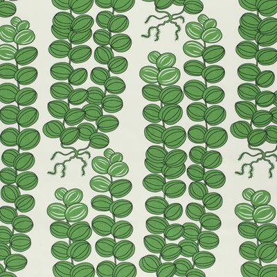 Svenskt tenn textil celotocaulis grön