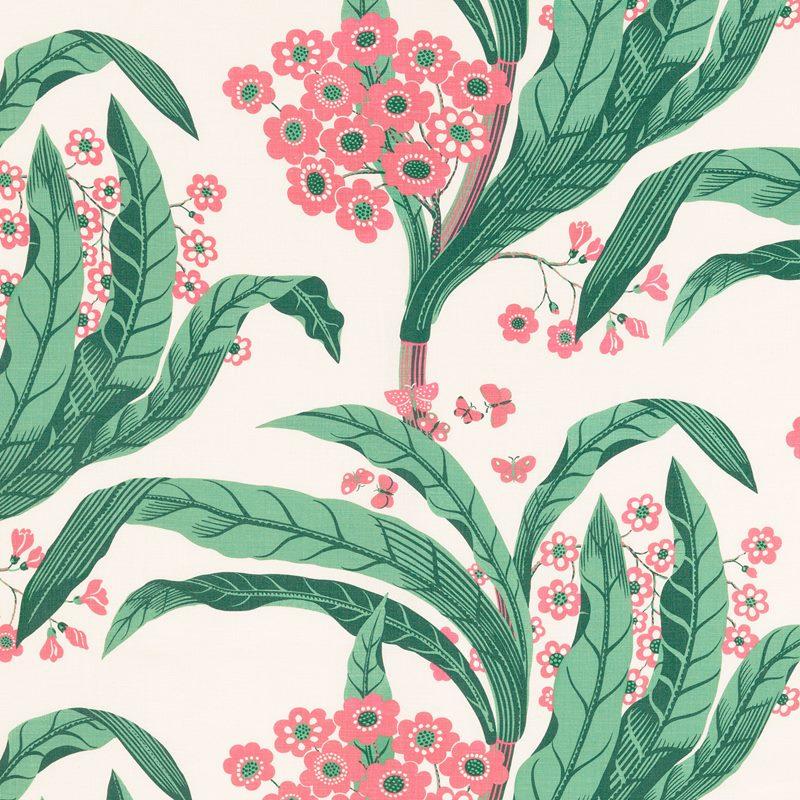 Textile Delhi - Linen 100, Delhi | Svenskt Tenn