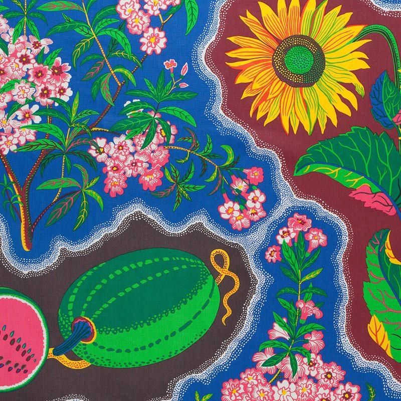 Textil Dixieland - Lin 315, Dixieland | Svenskt Tenn