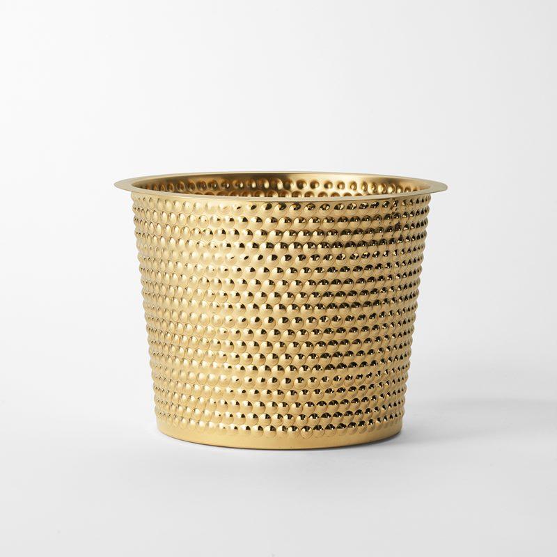Pot Hortus - Medium, Brass | Svenskt Tenn