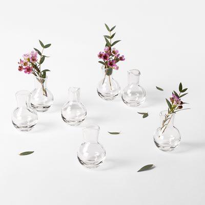 Miniature Glass Vases Vase And Cellar Image Avorcor