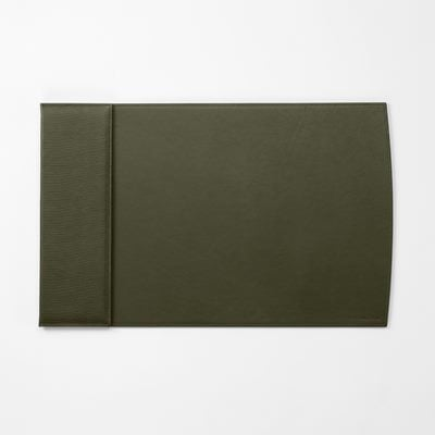 Deskpad Embossed Leather