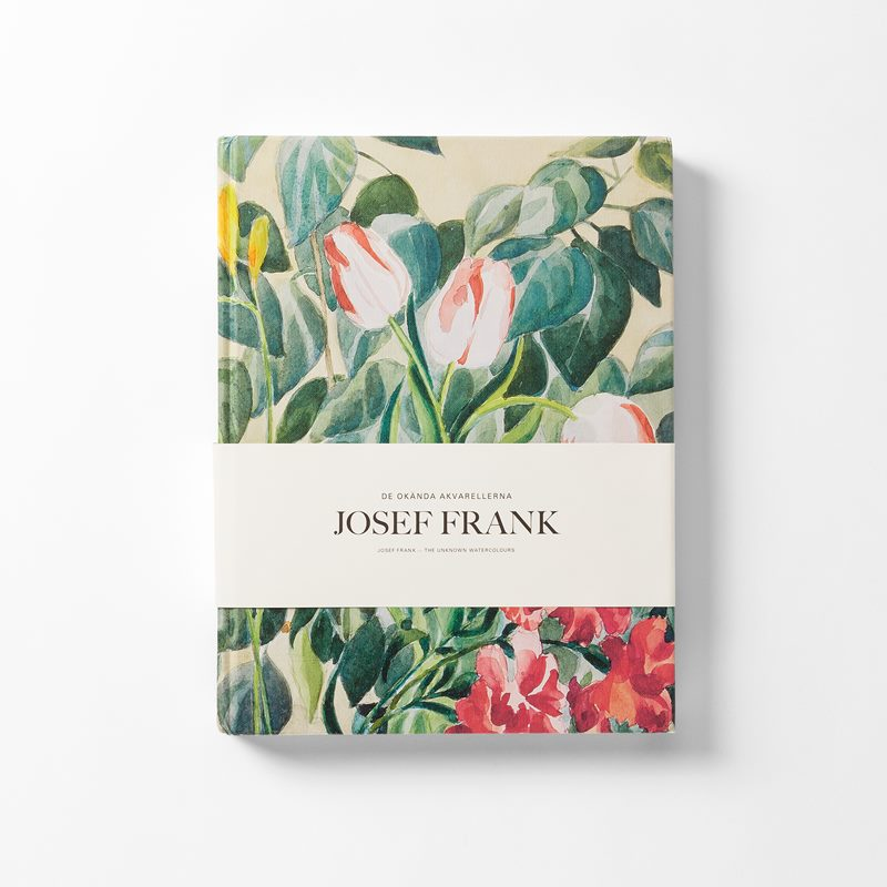 Josef Frank - The unknown watercolours - 310x240x35 cm | Svenskt Tenn