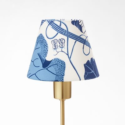 Lampshade 2332 - Height 14,5 cm, Cotton, La Plata, Josef Frank/Svenskt Tenn | Svenskt Tenn