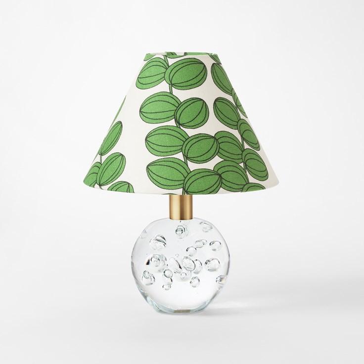 Lampshade 1819 linen celotocaulis green josef frank svenskt tenn svenskt tenn