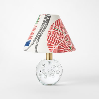 Svenskt tenn lampskärm 1819 manhattan lin