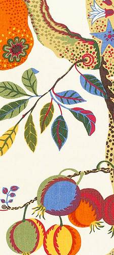 Vegetable Tree - Josef Frank