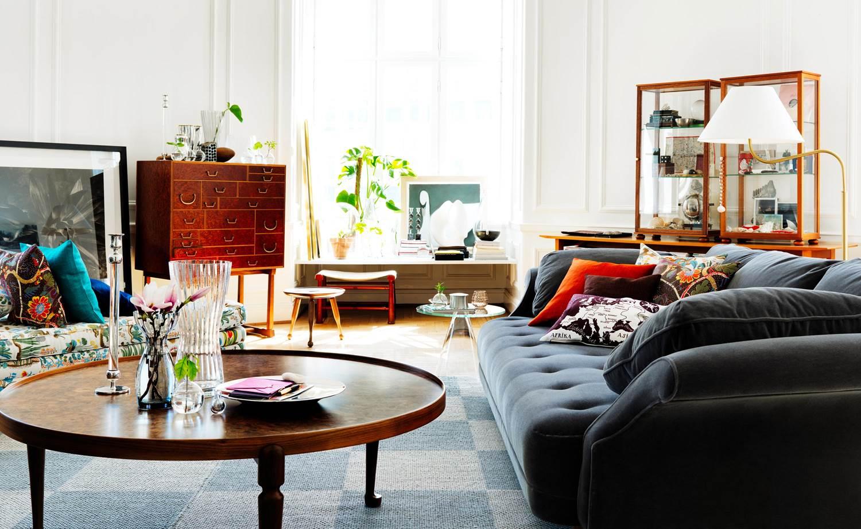 svenska designers inredning