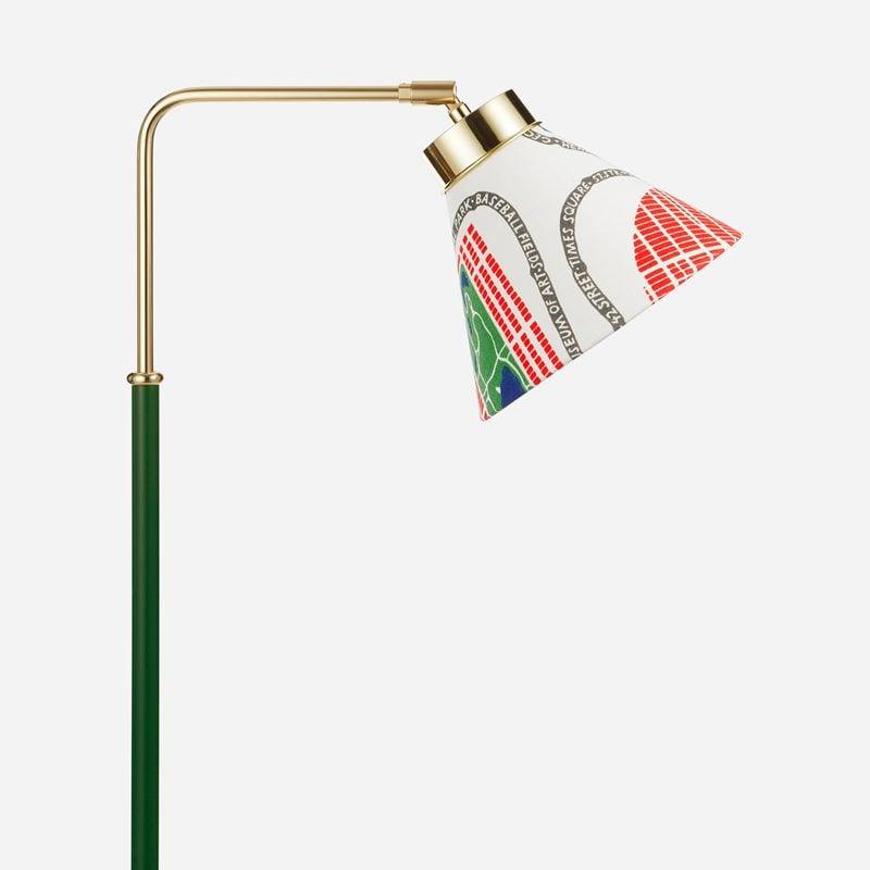 Lampskärm Spänd 1842 - Lin, Manhattan   Svenskt Tenn