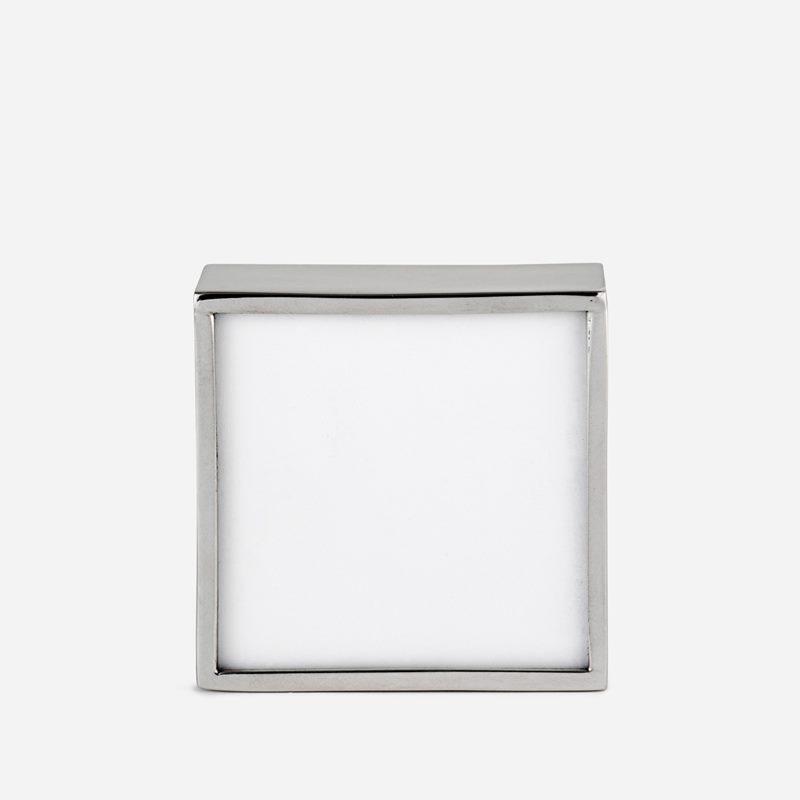 Frame Pewter - 7x7 cm, Pewter | Svenskt Tenn