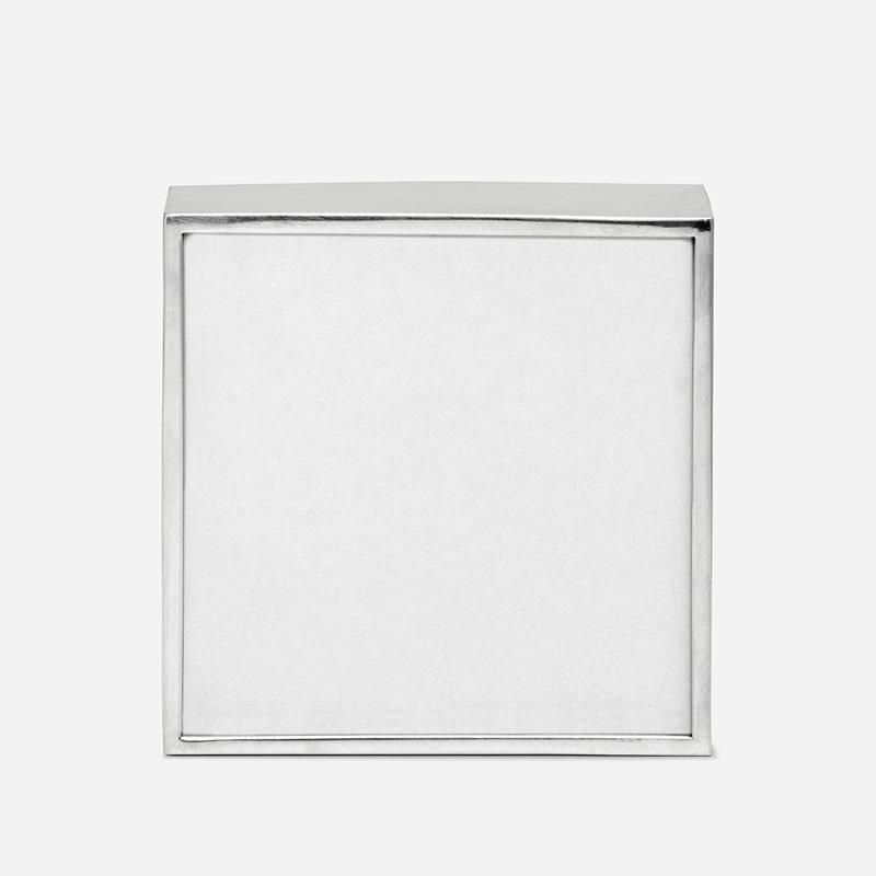 Frame Pewter - 10x10 cm, Pewter | Svenskt Tenn
