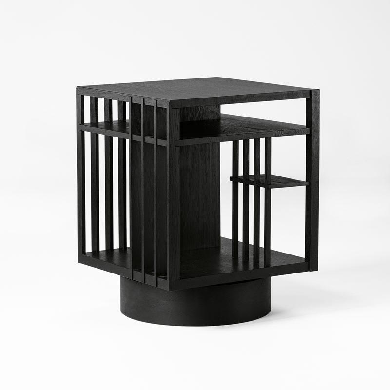 Bookcase Revolving - Ash | Svenskt Tenn