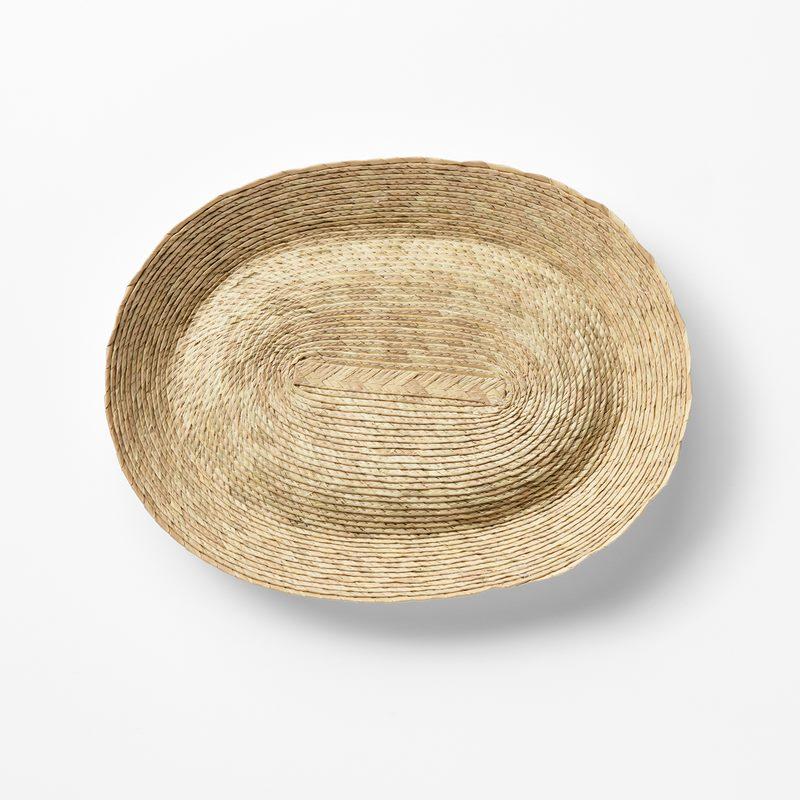 Placemat Oval Mexico | Svenskt Tenn