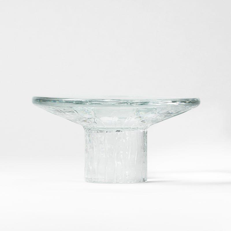 Tårtfat Tratt - Glas   Svenskt Tenn