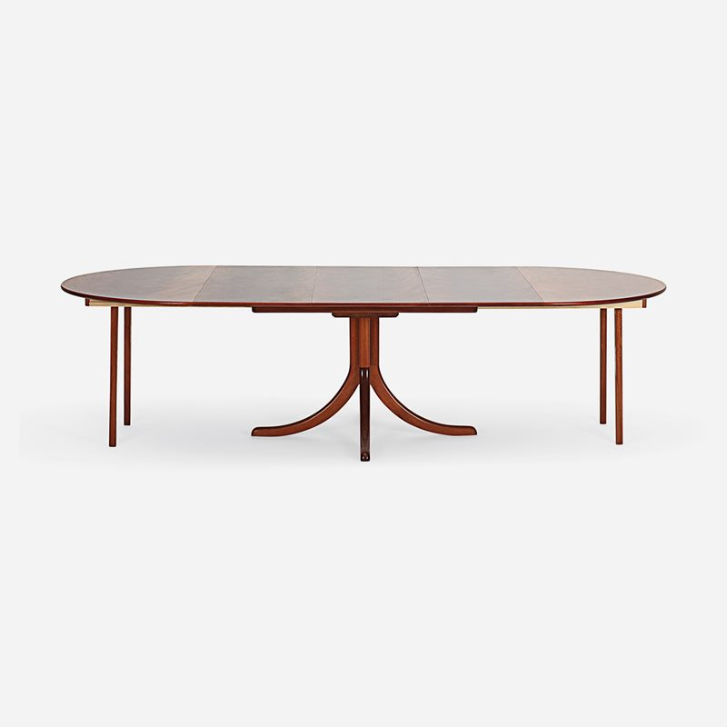 Dining Table 771 - Pyramid Mahogany | Svenskt Tenn