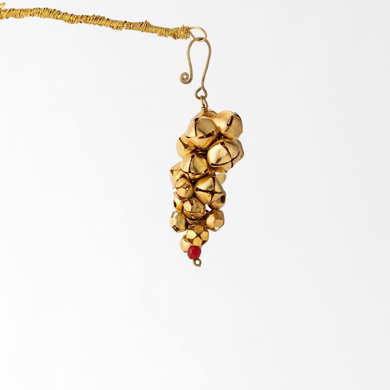 Decoration Wish Jingle Bell - Brass | Svenskt Tenn