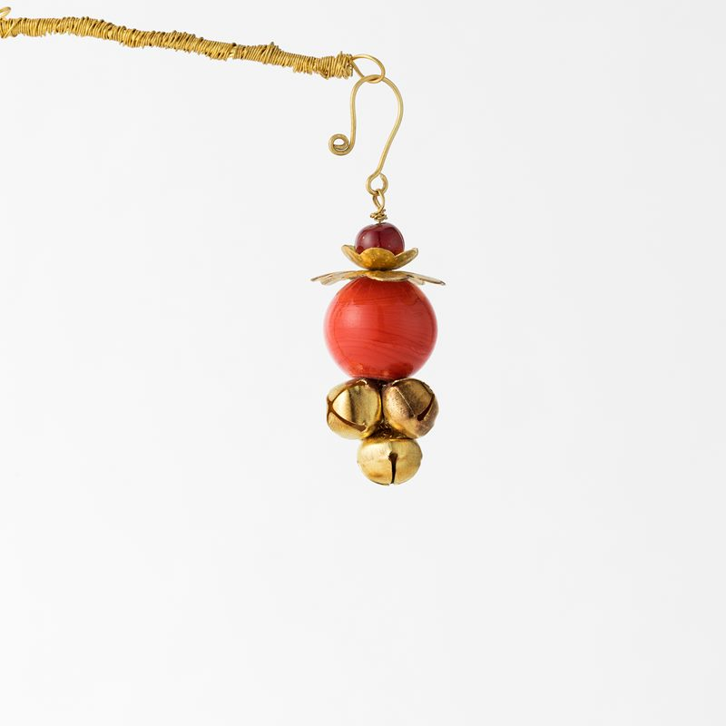 Decoration Wish Flower - Brass | Svenskt Tenn