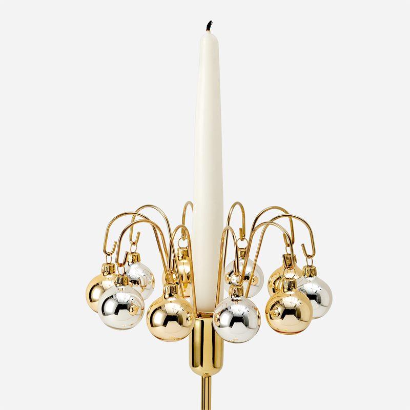 Candle Ring Estrid - Gilded   Svenskt Tenn