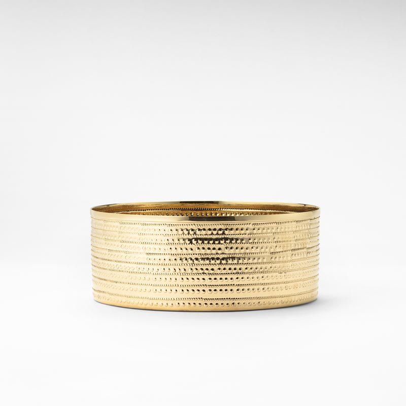 Bowl Garden - Diameter 20 cm, Brass | Svenskt Tenn