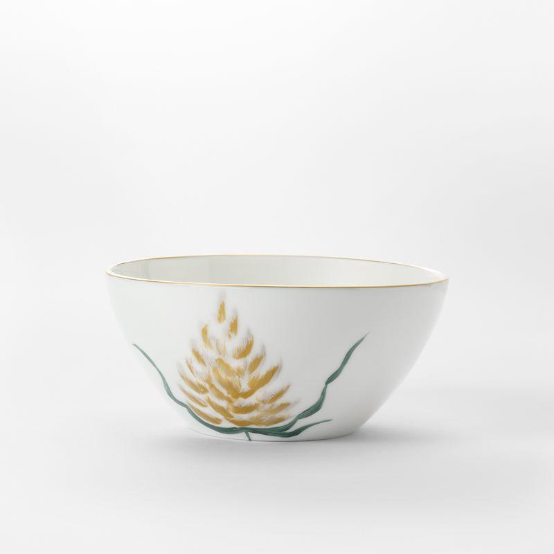 Service Marie Daage - Porcelain, Bowl, Turquoise Gold | Svenskt Tenn