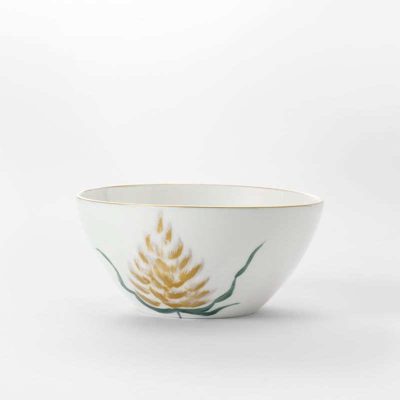Service Marie Daage - Bowl, Turquoise Gold | Svenskt Tenn