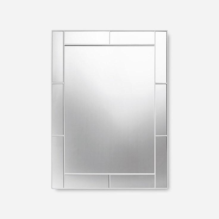 spegel med spegelram