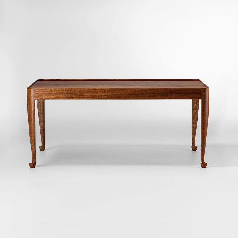Coffee Table 2073 - 110x70 cm, Pyramid Mahogany | Svenskt Tenn